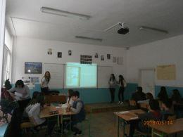 Ден на числото ПИ - публична изява - Средно училище Отец Паисий, Куклен