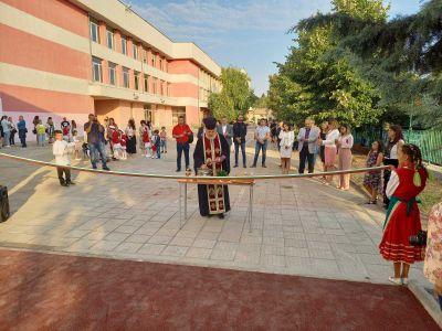 ОТКРИВАНЕ НА УЧЕБНАТА 2020/2021 ГОДИНА  - Средно училище Отец Паисий, Куклен
