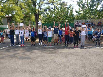 ЕВРОПЕЙСКИ ДЕН НА СПОРТА В УЧИЛИЩЕ 2020 - Средно училище Отец Паисий, Куклен