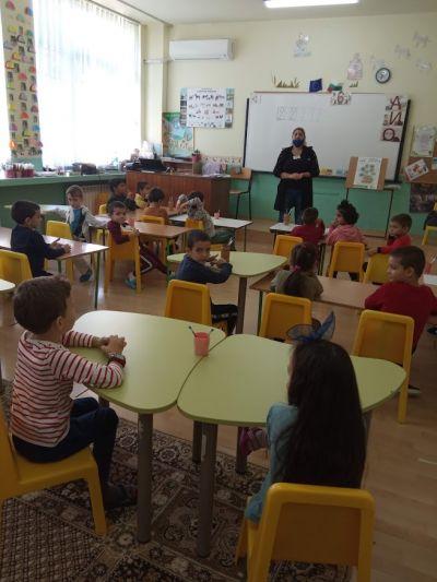 Световен ден на чистите ръце - 15 октомври 2020 г. - Средно училище Отец Паисий, Куклен