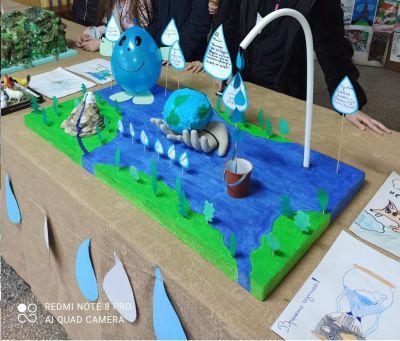 22 март Световен ден на водата - Средно училище Отец Паисий, Куклен