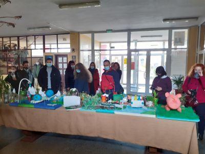 22 април - Ден на Земята - Средно училище Отец Паисий, Куклен