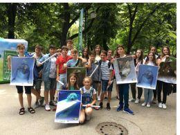 ОБРАЗОВАТЕЛНА ИГРА - ЕКОЛАБИРИНТ 2017 - Средно училище Отец Паисий, Куклен