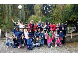 Училище сред природата и екскурзии - октомври 2017 - Средно училище Отец Паисий, Куклен