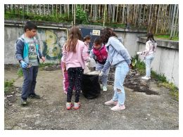 Международен ден на Земята - 22.04.2018 - Средно училище Отец Паисий, Куклен