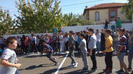 Европейски ден на спорта в училище - Средно училище Отец Паисий, Куклен