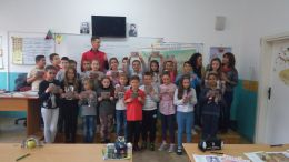 Фондация Въздигане на гости на децата от СУ Отец Паисий - Средно училище Отец Паисий, Куклен