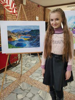 Национален конкурс  - Средно училище Отец Паисий, Куклен