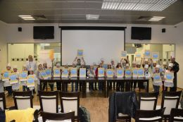 Проект на NESTLE По-здрави деца - Средно училище Отец Паисий, Куклен