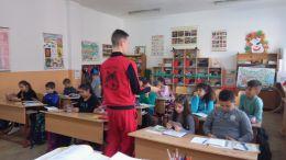 Фондация Въздигане на гости 2 - Средно училище Отец Паисий, Куклен