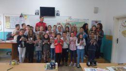 Фондация Въздигане на гости 5 - Средно училище Отец Паисий, Куклен