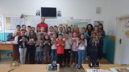 Фондация Въздигане на гости 6 - Средно училище Отец Паисий, Куклен