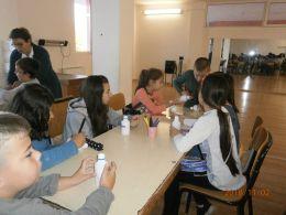 Творческа работилница 2 - Средно училище Отец Паисий, Куклен