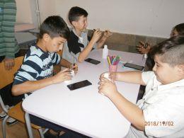 Творческа работилница 3 - Средно училище Отец Паисий, Куклен