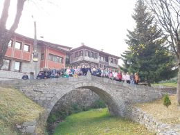 Екскурзия до Копривщица 1 - Средно училище Отец Паисий, Куклен