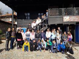 Екскурзия до Копривщица 2 - Средно училище Отец Паисий, Куклен