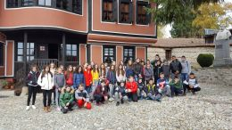 Екскурзия до Копривщица 4 - Средно училище Отец Паисий, Куклен