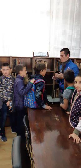 Екскурзия до Араповски манастир и летището в Крумово 1 - Средно училище Отец Паисий, Куклен