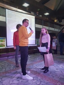 Национален конкурс 1 - Средно училище Отец Паисий, Куклен