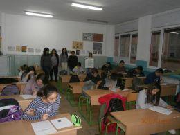 4 състезание по БЕЛ - Средно училище Отец Паисий, Куклен
