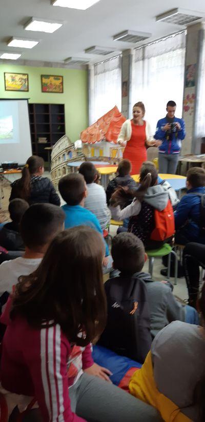 Приемственост 9 - на театър с родители и учители - Средно училище Отец Паисий, Куклен
