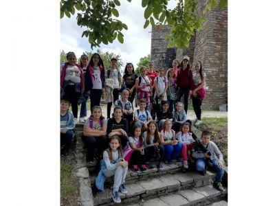 Екскурзия до Велико Търново, финансирана от КЦМ 1 - Средно училище Отец Паисий, Куклен