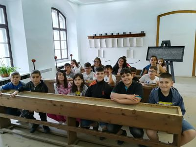 Екскурзия до Велико Търново на 4б клас 2 - Средно училище Отец Паисий, Куклен