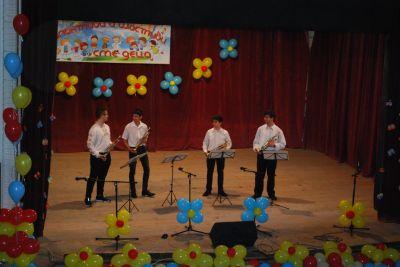 Концерт май 2019 5 - Средно училище Отец Паисий, Куклен