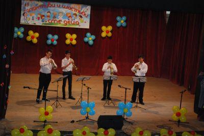 Концерт май 2019 8 - Средно училище Отец Паисий, Куклен