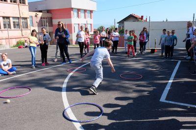 Спортен празник 22 май 2019 година начален етап - Средно училище Отец Паисий, Куклен