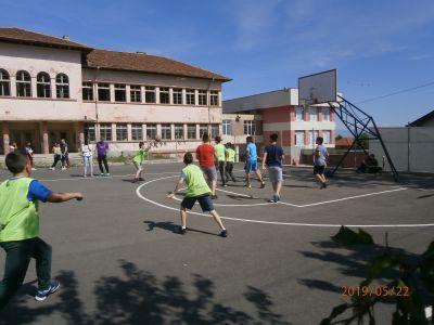 Спортен празник 22 май 2019 година прогимназиален етап - Средно училище Отец Паисий, Куклен