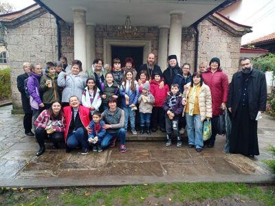 Клуб Добро сърце - Средно училище Отец Паисий, Куклен